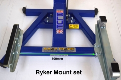 Canam Ryker Mount set