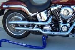 Strong-arm Harley Davidson Jack