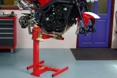 Triumph Motorbike Servicing