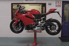 Ducati Panigale motorcycle Lift
