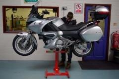 Honda Motorbike Service Jack
