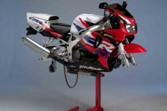 Fireblade motorcycle Lift
